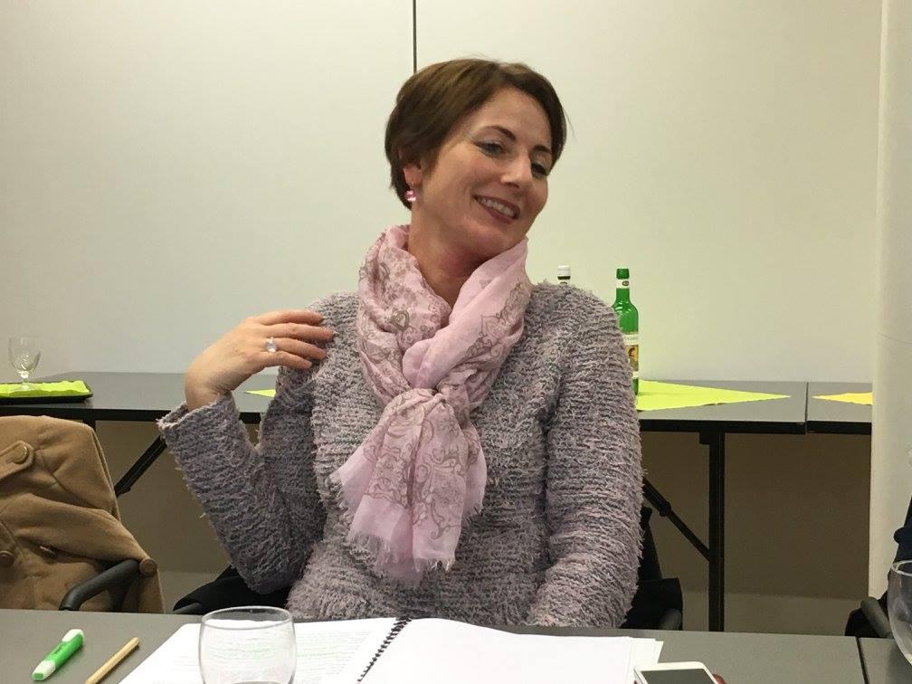 Monika Balsiger alias Anita Fröhlich, Geliebte von Arthur Aebi